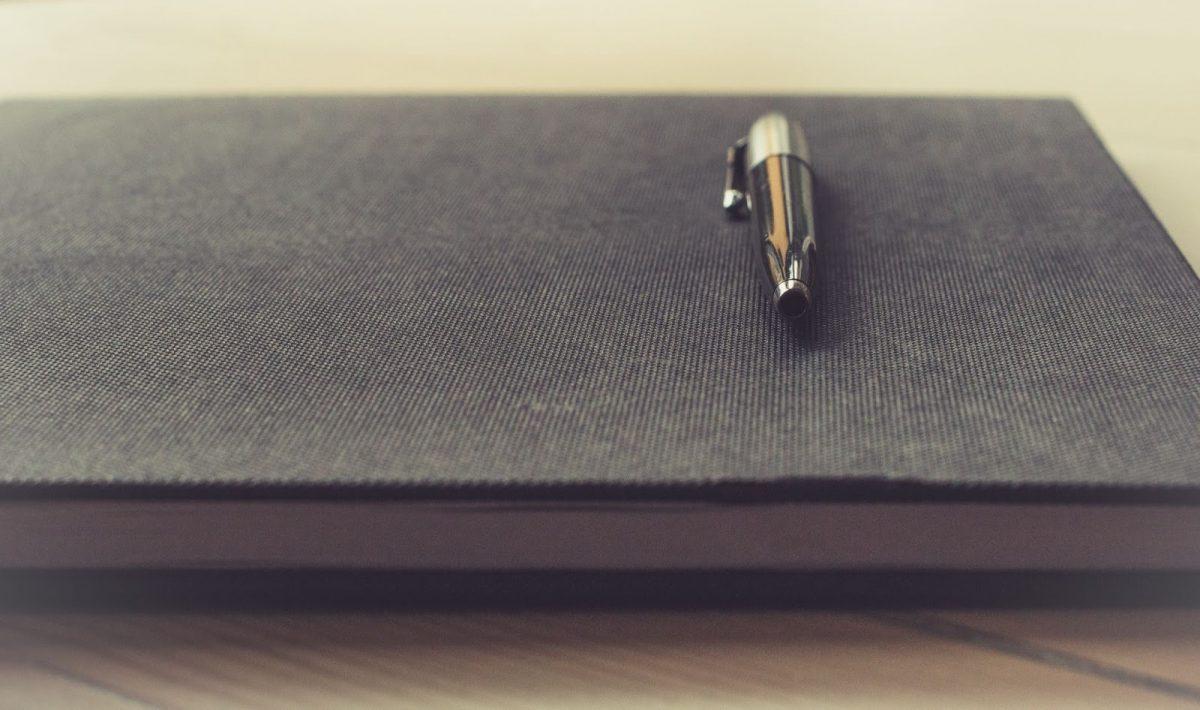 legal notebook